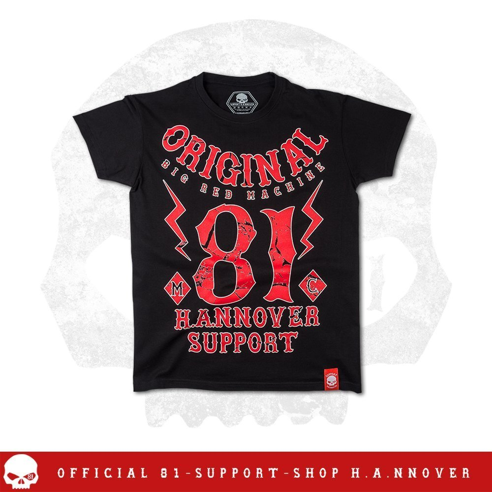81 hannover support Sweater Support